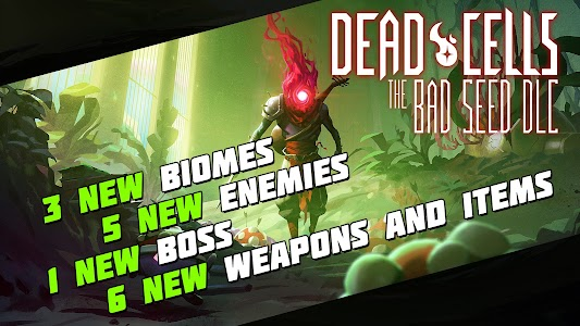 Dead Cells 1.70.7 (Mega Mod)