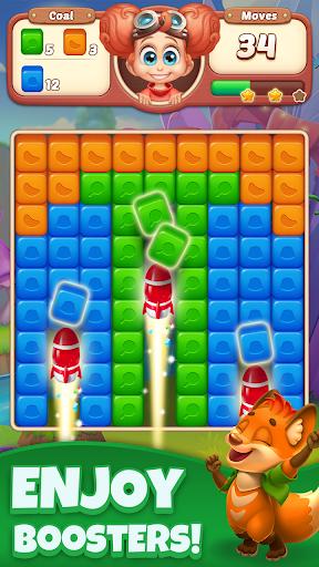 Cube Blast - Jungle & Puzzle  screenshots 2