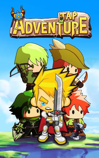 Tap Adventure Hero: RPG Idle Monster Clicker APK MOD – Monnaie Illimitées (Astuce) screenshots hack proof 1