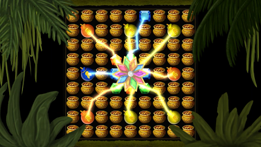 Secret Jungle Pop : Match 3 Jewels Puzzle Apkfinish screenshots 3