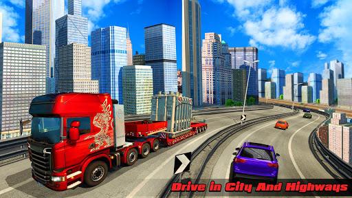 Speedy Truck Driver Simulator: Off Road Transport screenshots 5