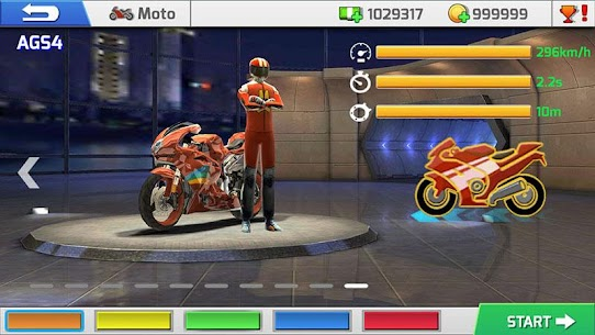 Real Bike Racing MOD APK V1.1.0 – (Unlimited Money/Coins) 5