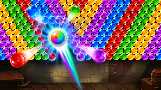 Bubble Shooter Genies