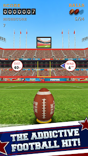 Flick Kick Field Goal Kickoff Apk Download 2021 3