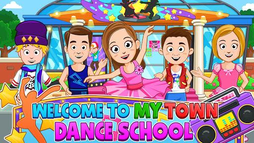 My Town : Dance School. Girls Pretend Dress Up Fun 1.28 Screenshots 1