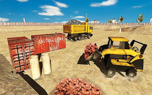 Utility construction machines 1.3.0 screenshots 18