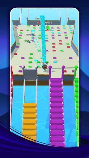 Bridge Run: Stairs Build Competition screenshots 5