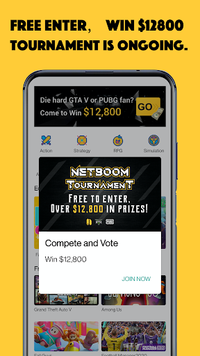 NetBoom - Play PC Games On Your Phone 1.2.9.2 screenshots 1