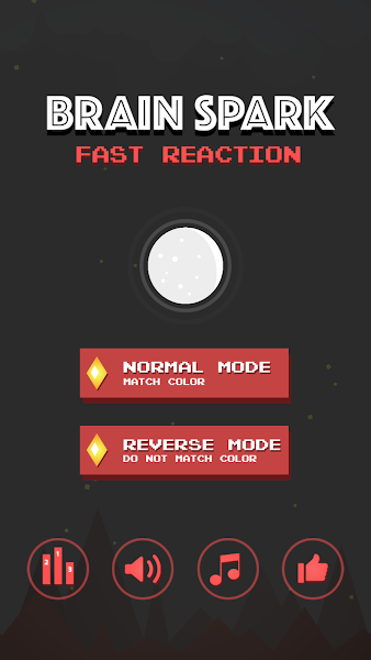 Brain Spark: Fast Reaction Game