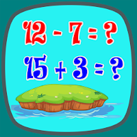 Addition Substraction Math Trainer