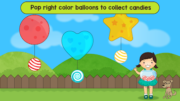 Colors & Shapes Game - Fun Learning Games for Kids