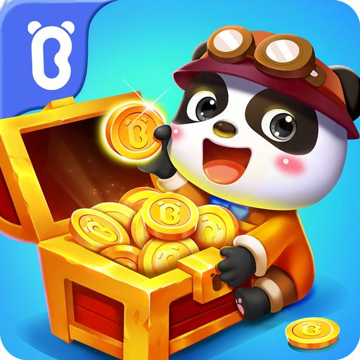 Little Panda's Treasure Adventure