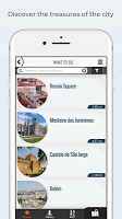LISBON City Guide, Offline Maps, Tours and Hotels