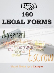 160 Legal Forms  For Pc – Free Download On Windows 7, 8, 10 And Mac 1