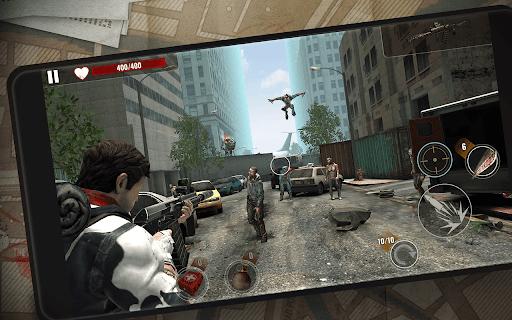 ZOMBIE HUNTER: Offline Games apktram screenshots 8