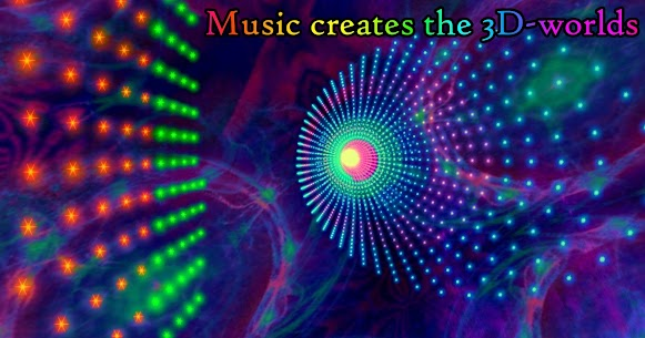 Astral 3D FX Music Visualizer Premium MOD APK 5