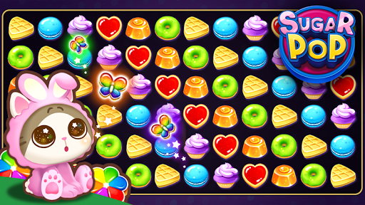 Sugar POP - Sweet Match 3 Puzzle 1.4.4 screenshots 11