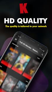 Kflix Free HD Movies 2021 - Watch Online Cinema 1.0 screenshots 1