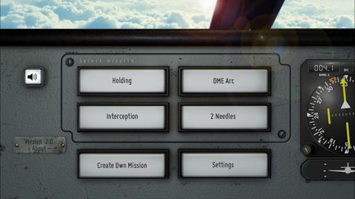 VOR Tracker - IFR Trainer Navigation Simulator Pro  screenshots 1