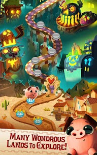 Sugar Smash: Book of Life – Free Match 3 Mod Apk (Infinite Lives + Money) 9