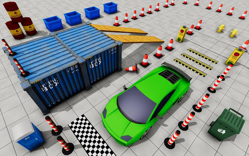 Modern Car Parking Game 3d: Real Driving Car Games 21 screenshots 2