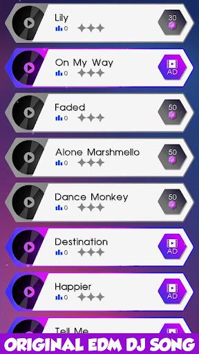 New DJ Tiles Hop Alan Walker Marshmello 2020 5.0 Screenshots 2