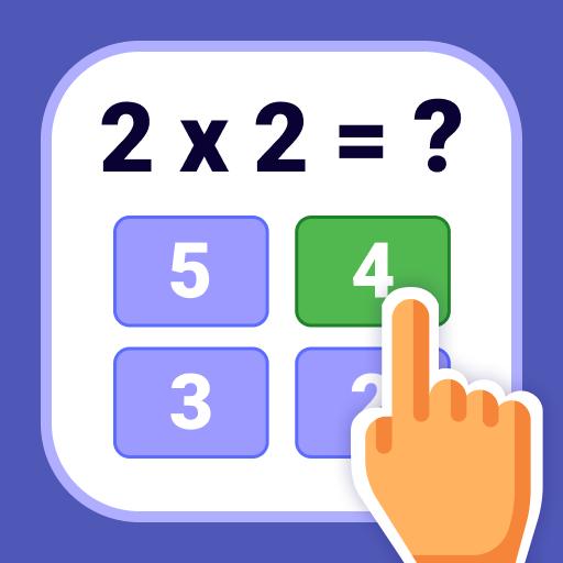 Multiplication tables - Math learning app
