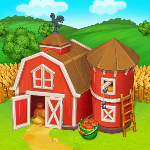 Baixar Farm Town: Happy village near small city and town para Android