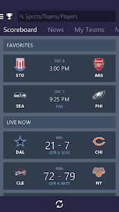 MSN Sports – Scores & Schedule 1