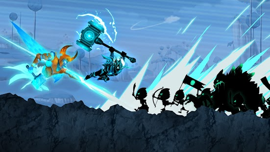 Stickman Legends: Shadow Fight DB - Kampf Spiele Screenshot