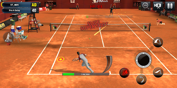 Ultimate Tennis: 3D online sports game 6