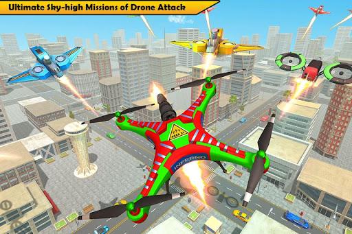 Drone Robot Transforming Game 2.3 screenshots 2