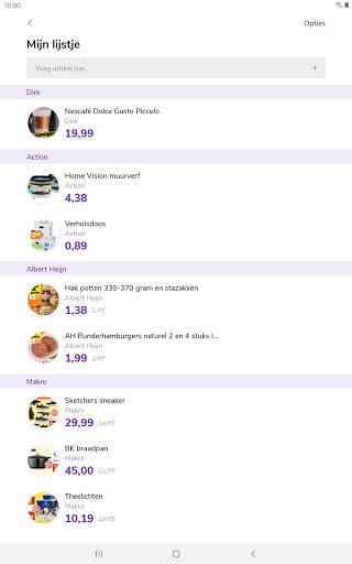 Reclamefolder: Alle Folders en Aanbiedingen  screenshots 23