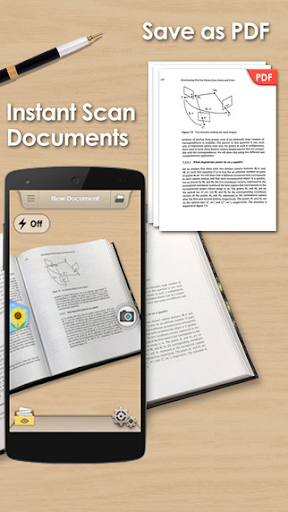 Camera To PDF Scanner  screenshots 1