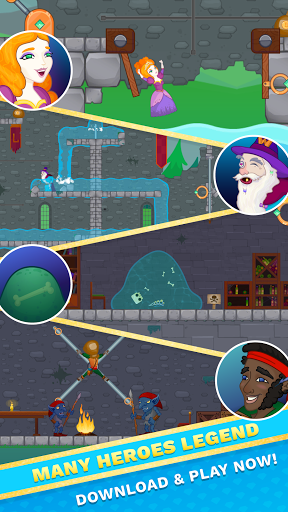 How To Loot: Pull The Pin & Rescue Princess Puzzle  Screenshots 8