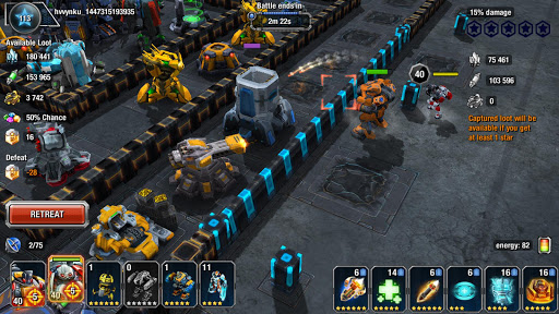 Galaxy Control: 3D strategy 34.44.64 screenshots 15