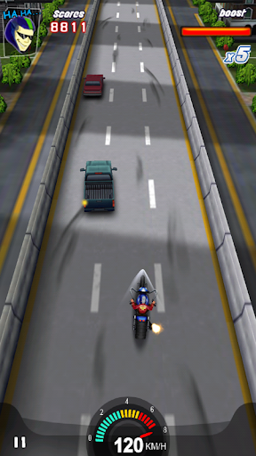 Racing Moto 3D screenshots 2