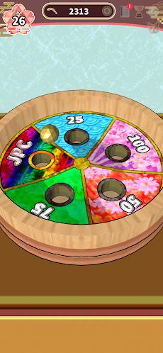 じゃこコレクション - ちりめんじゃこの異色メダルゲーム&チリモン図鑑&3D物理抽選でジャックポットのおすすめ画像3