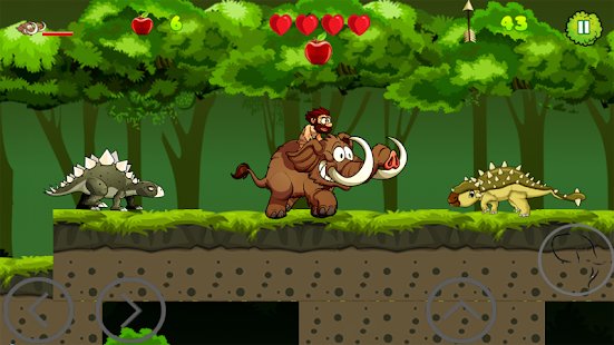 Caveman Adventure Screenshot