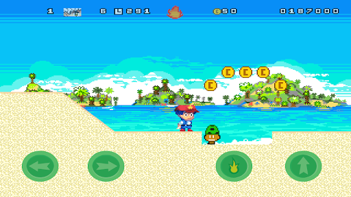 Super Dario World 2 - Jungle Boy Adventure 2020 1.1.13 screenshots 18