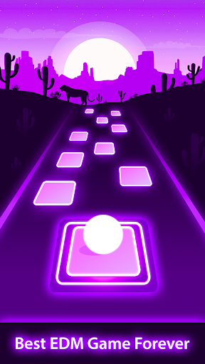 Magic Tiles Hop Forever EDM Rush! 3D Music Game  Screenshots 6