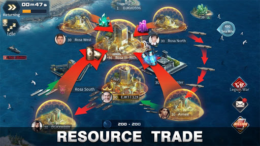 United Frontuff1aModern War Strategy MMO 2.7.6 screenshots 2