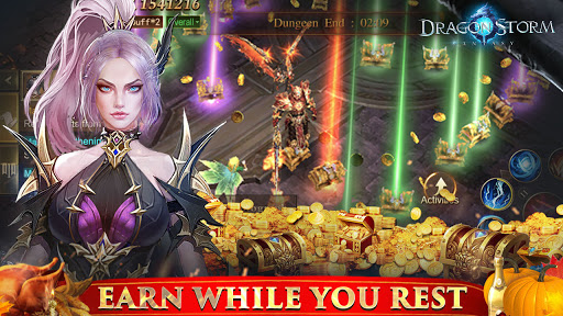 Dragon Storm Fantasy 2.4.0 screenshots 4