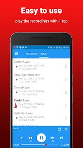 AudioRec Pro – Voice Recorder 5.3.9.11 Apk 4
