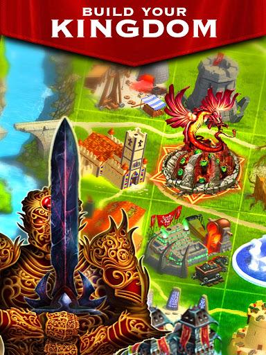 Kingdoms at War: Hardcore PVP 4.41 screenshots 11