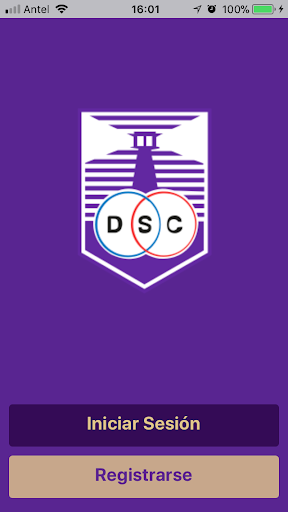dsc - defensor sporting club oficial screenshot 1