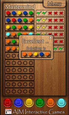 Mastermind (Code Cracker)のおすすめ画像1