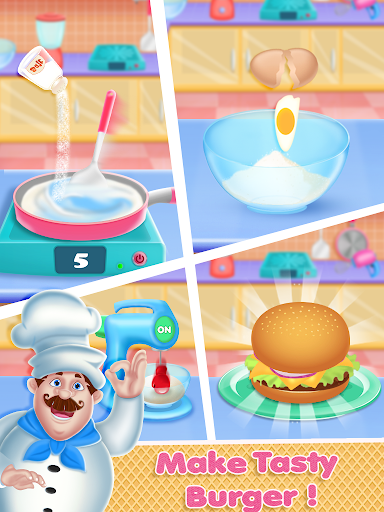 Cooking chef recipes - How to make a Master meal 3.0 screenshots 2