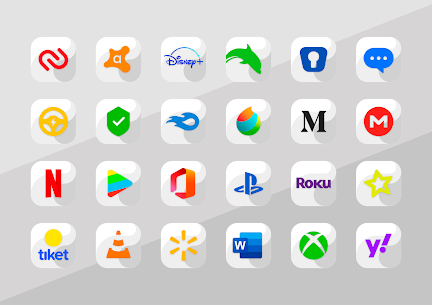Anubis White – Icon Pack Apk 2.0 (Paid) Download 7