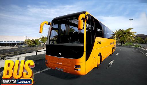 Bus Simulator : Dangerous Road screenshot 15